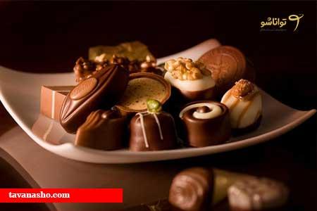 شکلات دست ساز